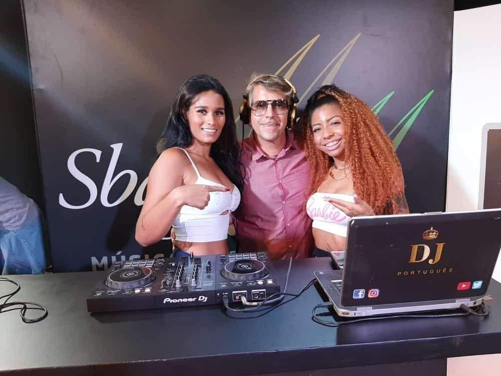 Dj Português lança suas novas dançarinas