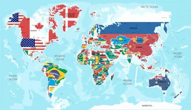 Veja nossos visitantes internacionais