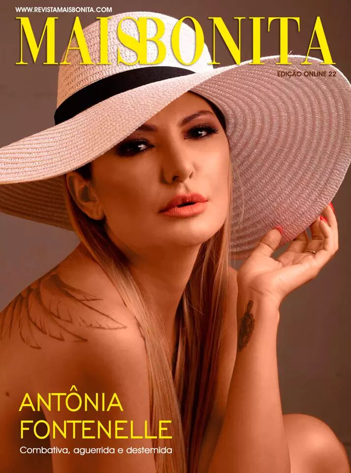 ANTÔNIA FONTENELLE
